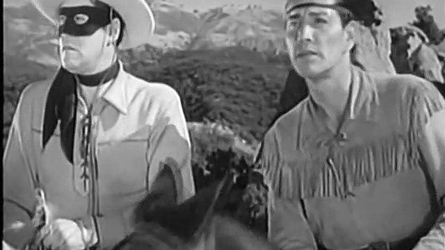 "Classic TV - The Lone Ranger -  ""High Heels""  (1949)"