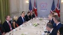 Regardez la vidéo postée par le Président américain Donald Trump sur son compte Twitter pour faire le bilan du G7 de Biarritz - VIDEO