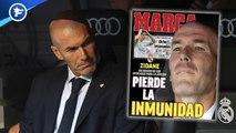 Zidane perd son immunité au Real Madrid, l'Inter de Conte impressionne déjà toute l'Italie