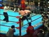 Mitsuharu Misawa vs Toshiaki Kawada (Champion Carnival) (3/27/93)
