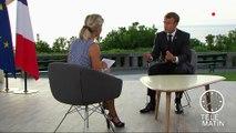 Macron fait le bilan du G7 et se projette