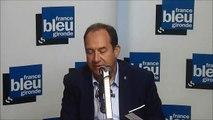 Christophe Duprat, vice-président de Bordeaux Métropole en charge des transports, invité de France Bleu Gironde