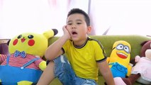 Kids video | Boong House: Are you sleeping Brother John Song | Kids song | Nursery rhymes | Toy videos