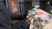 Alerte sur les substances chimiques des produits ménagers
