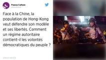 Hong Kong. La cheffe de l'exécutif s'inquiète de l'escalade de la violence