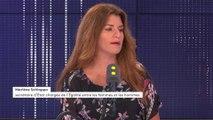 """PMA : """"Vous n'aurez pas des files d'attente de femmes dans la rue"""" affirme Marlène Schiappa"""