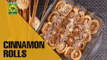 Homemade Cinnamon Rolls   Dawat   MasalaTV Show   Abida Baloch