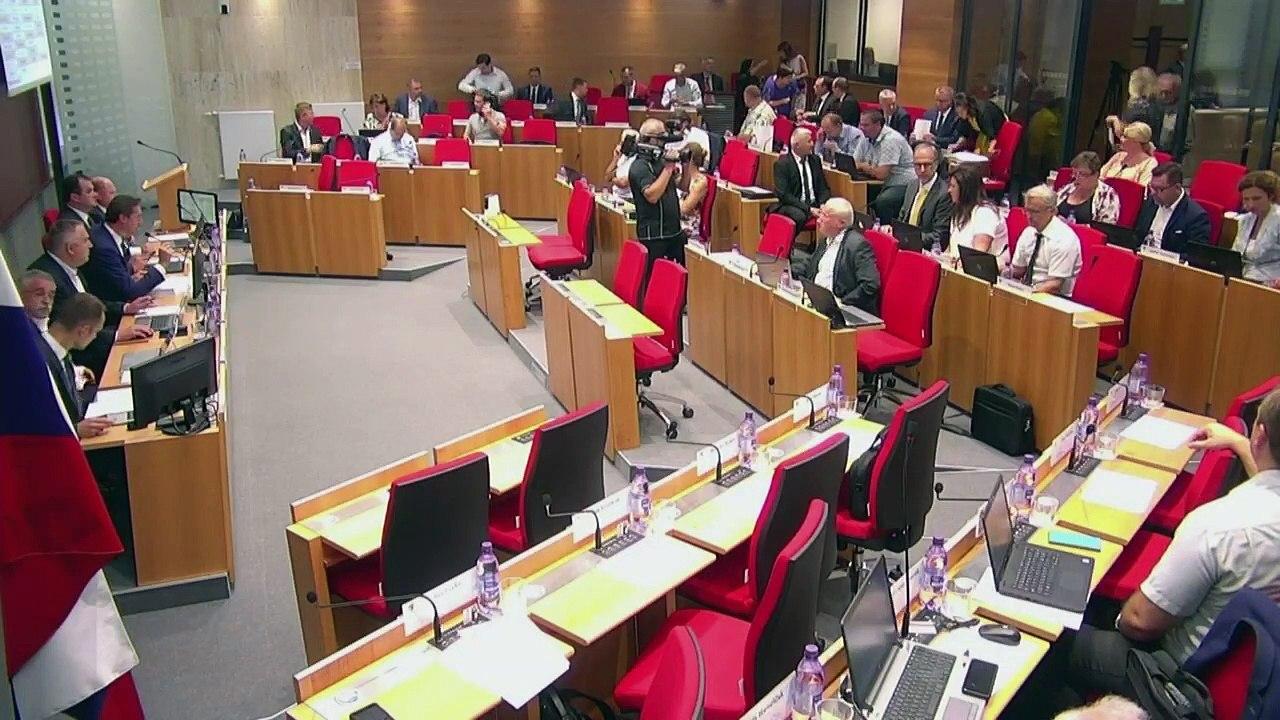 PREŠOV-PSK 15: Záznam zasadnutia Zastupiteľstva Prešovského samosprávneho kraja (PSK)