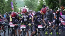 Swiss duo secures win at Queen Stage   Swiss Epic 2019: Stage 3
