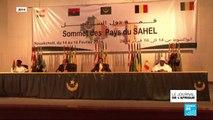 La France et l'Allemagne veulent renforcer le G5 Sahel