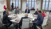 Trump se va del G7 con una victoria en la guerra comercial con China