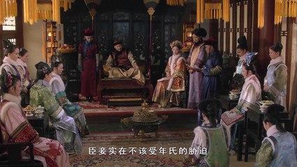 曹贵人没被华妃牵连反而被皇上封嫔,竟因是甄嬛一句话
