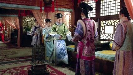 沈眉庄对皇上处罚华妃的事表示不满,看样子是恨极了华妃!