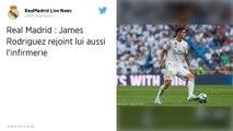 Real Madrid : James Rodriguez blessé après son retour gagnant