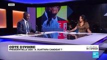 Côté d'Ivoire : Ouattara candidat à la présidentielle de 2020 ?