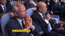 "Iran, Syrie, Amazonie, Ukraine, GAFA... Un ""très beau G7"", loue Trump"