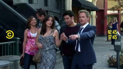Bande-annonce : How I Met Your Mother
