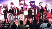 Chiranjeevi, Ram Charan, Tamannaah Others At Teaser Of Sye Raa Narasimha Reddy
