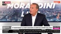 Morandini Live : Johnny Hallyday bientôt exhumé, un projet de longue date ? (vidéo)