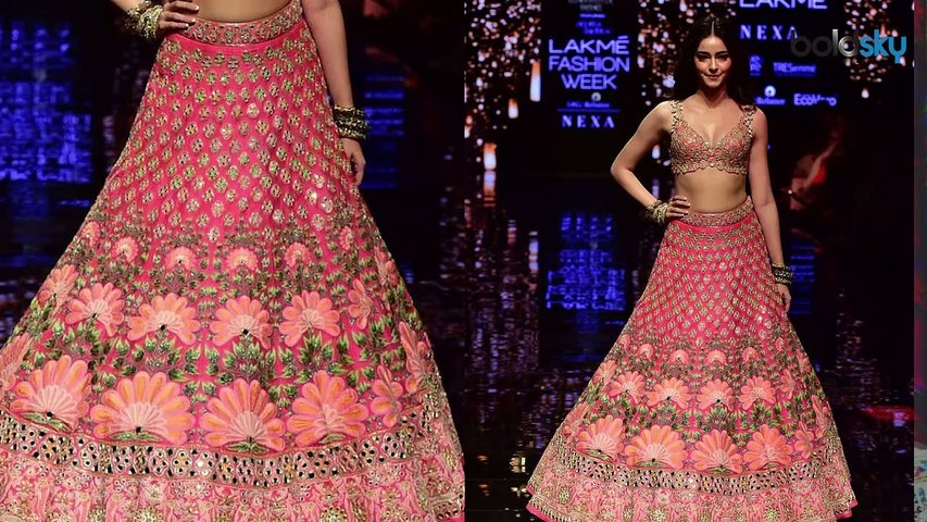 Celeb Showstoppers Who Slayed It At Lakme Fashion Week Winter/Festive 2019