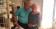 70 ans après s'être perdus de vue, ces deux amis se sont retrouvés, une histoire touchante