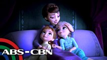 Bagong cast ng pelikulang 'Frozen 2' ipinakilala | UKG