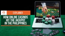 EXPLAINER: How online casinos hit the jackpot in the Philippines