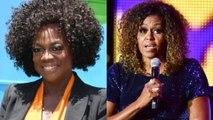 Viola Davis to portray Michelle Obama in White House drama