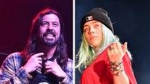 FOO FIGHTERS : Dave Grohl's Daughter Violet sings My Hero - Live Leeds 2019