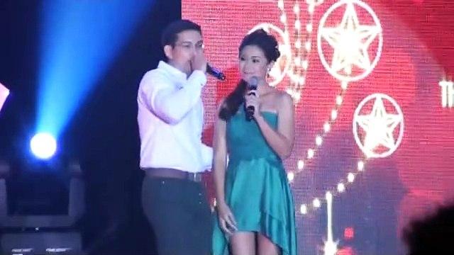 ABS-CBN TRADE PARTY: Jodi & Richard