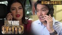 Daniela, hindi sinipot ang hearing nila ni Carlos | Kadenang Ginto