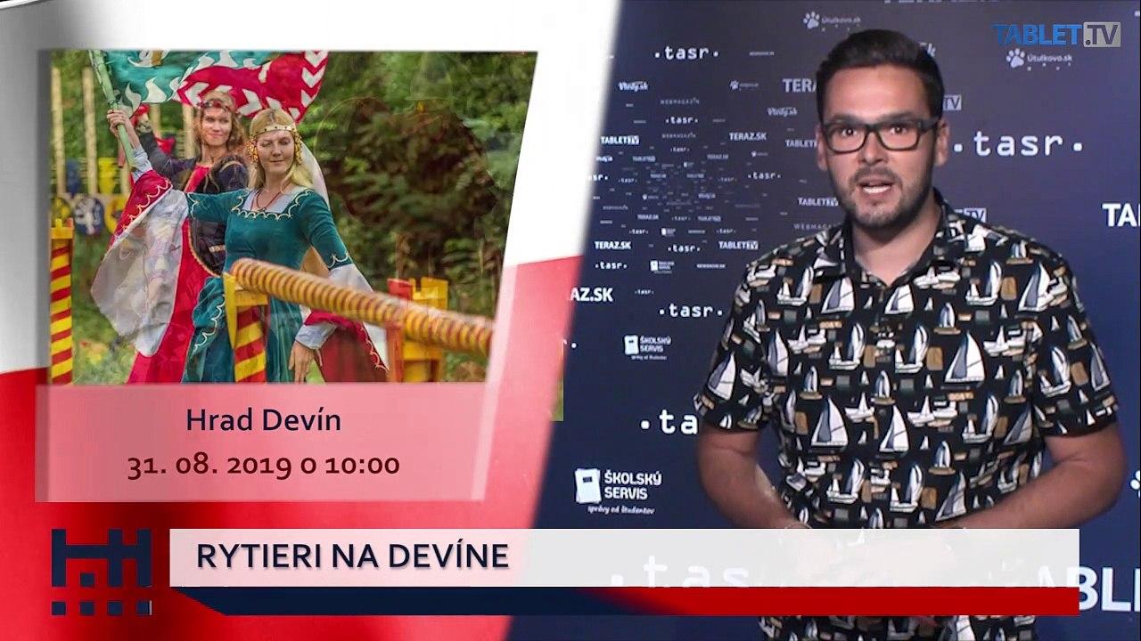 POĎ VON: Rytieri na Devíne a Ružinovská opekačka