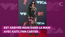 PHOTOS. Paillettes, plumes, serpent... Les looks les plus déjantés des MTV VMA