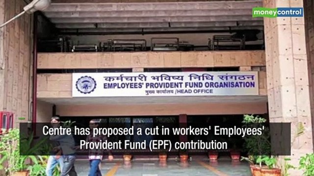 Salaries may rise as Centre proposes cut in employees' PF contribution: Report