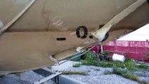 Un bateau de croisière heurte une bouée maritime à Tadoussac