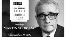 Martin Scorsese recevra le 14ème Kirk Douglas Award pour l'ensemble de sa carrière !
