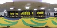 Vidéo 360° : le vestiaire du FC Nantes à Amiens