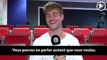 Joachim Andersen : « Je dois encore montrer le meilleur de moi-même »