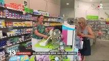 Ile-de-France : les pharmacies de plus en plus cambriolées