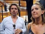 """Drôme ou Ardèche : que préfèrent Alex Vizorek et Charline Vanhonaecker du """"Jupiter Show"""" ?"""