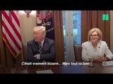 Quand Trump complimente les agences de renseignement, les lumières s'éteignent brutalement