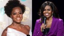 Viola Davis to Play Michelle Obama in Showtime Series