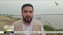 Paraguay: pdte. se desplaza a Chaco para ver afectación por incendios