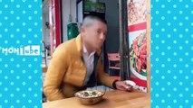 XEM CẤM CƯỜI - Best Chinese Funny Clips - Thánh Troll Tàu Khựa 2019 (Phần 117)
