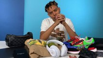 10 Things YBN Cordae Can't Live Without
