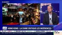 Hong Kong: La chine critique les ingérences - 27/08