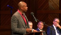 Dave Chappelle's Full Harvard Speech- Says He's Doing Another Special (Live Streamed)