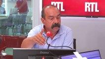 """Réforme des retraites : Macron """"nous prend pour des imbéciles"""", dit Martinez sur RTL"""