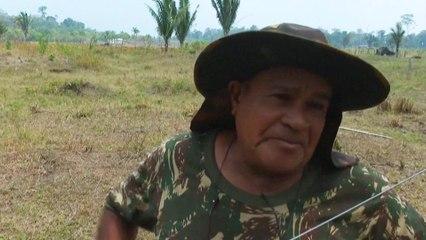 Ce fermier d'Amazonie explique pourquoi il brûle la forêt