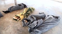 خمسة قتلى و20 مفقودا إثر غرق قارب قبالة ساحل ليبيا